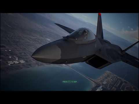Ace Combat 7 The Ghost Of Razgriz