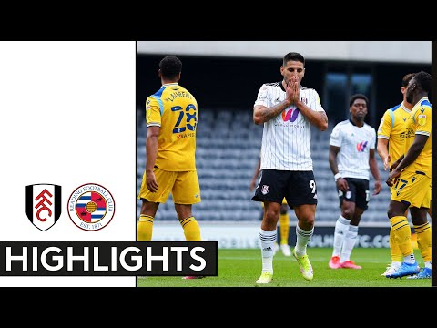 Fulham Reading Goals And Highlights