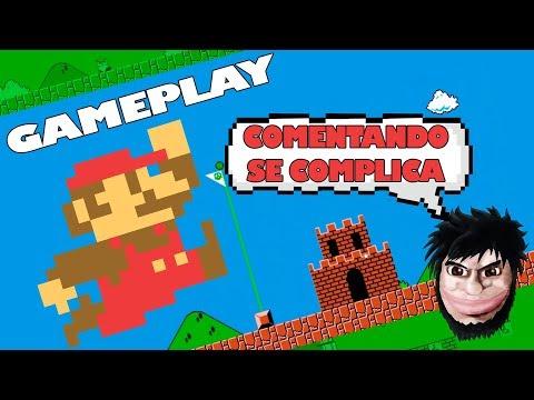 1000 Maneras de Manquear: Gameplay Mario Clasico