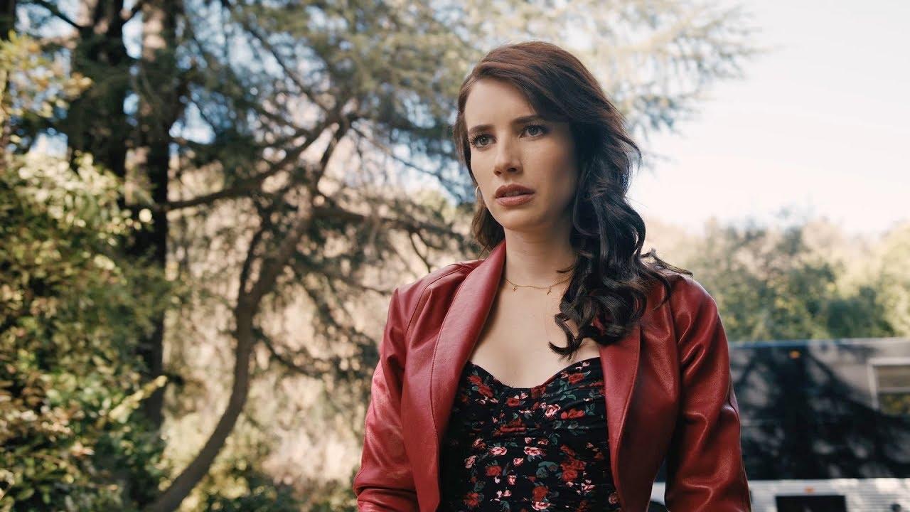 Madison Montgomery & Behold Chablis   American horror