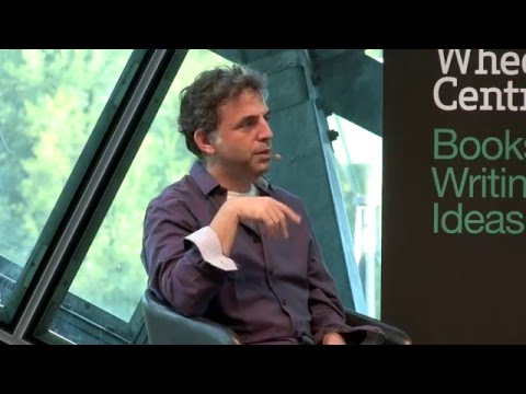 Etgar Keret in conversation with Ramona Koval