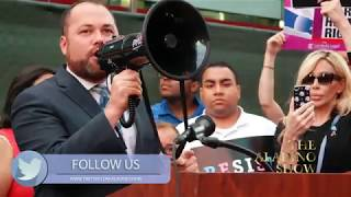 Corey Johnson Speech @ Transgender Rally in Times Square