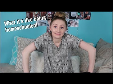 Whats it is like being homeschooled? What actors do about school!