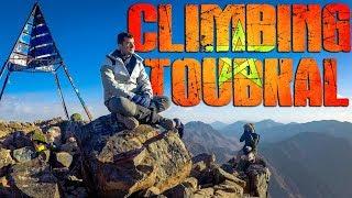 Exploring Morocco - Climbing Mount Toubkal (Atlas Mountains)