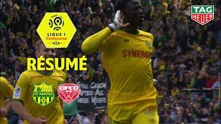 FC Nantes - Dijon FCO ( 3-0 ) - Résumé - (FCN - DFCO) / 2018-19