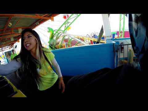 Sneaking Into Santa Monica Pier