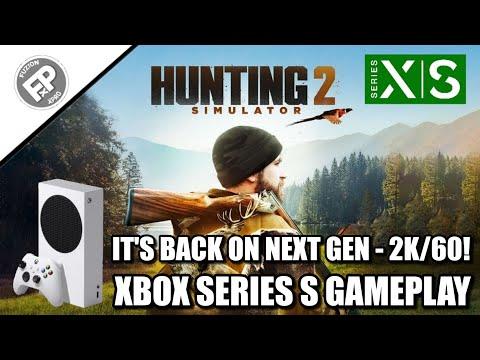 Hunting Simulator 2 вышла в Microsoft Store в версии для Xbox Series X | S