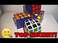 How to solve a 4x4x4 Rubik's Cube (1/3) - YouTube