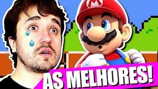 POR QUÊ!? - Super Mario Maker