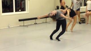 Contemporary Dance Combos