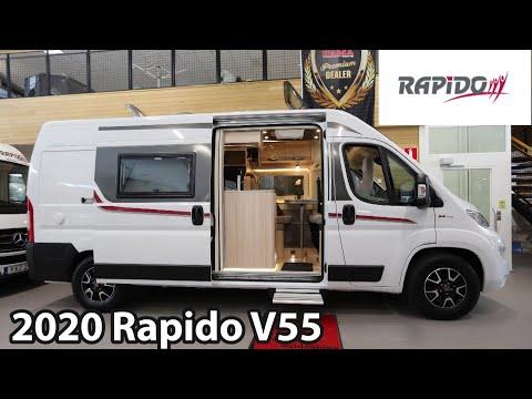 Rapido V55 2020 Camper Van 5,99 M