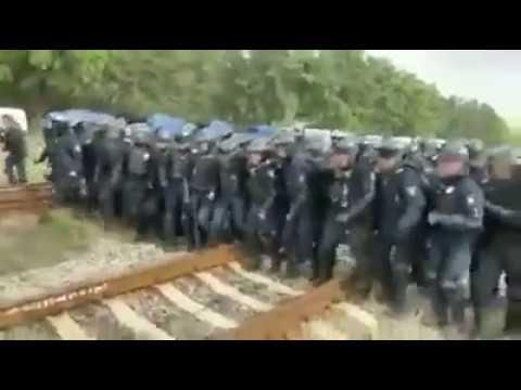 Блокування вугілля з рф в Соснівці, Львівська область.