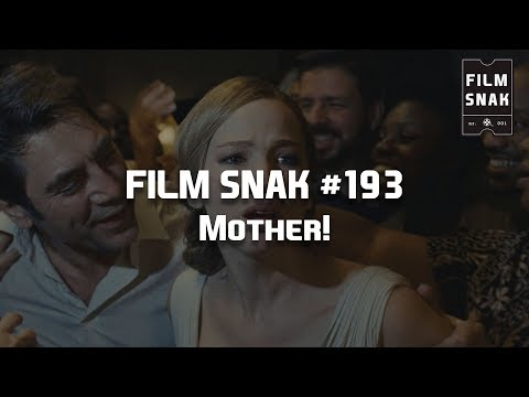 Film Snak #193: Mother!, Logan Lucky & Harry Dean Stanton