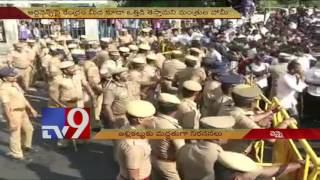Jallikattu ban : Thousands protest across Tamil Nadu TV9
