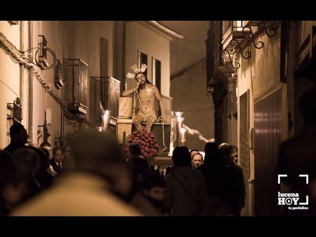 VÍDEO: Vía Crucis del Cristo de la Humildad de la Archicofradía del Carmen