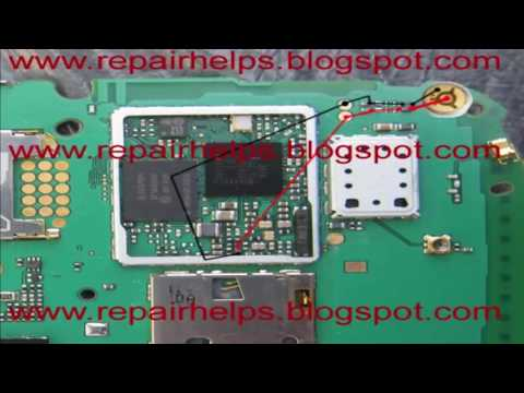 Nokia Asha 200 MIC WAY Jumper Solution