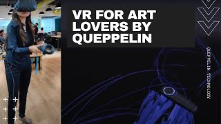 Vr Virtual Reality  For Art Lover By Queppelin