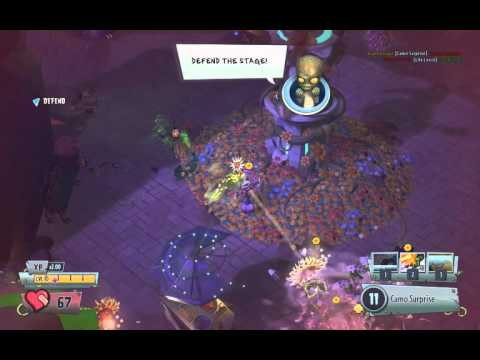 PvzGW2 - parkour locations: nice rocket leap loction on Zumburbia third garden