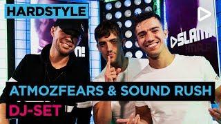 Atmozfears & Sound Rush present 2 1 (DJ-set) SLAM!