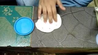 Cara membuat slime Yg mudah