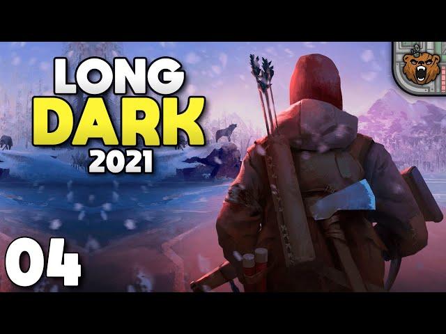 Lobo Bala - Long Dark #04 | Gameplay 4k PT-BR