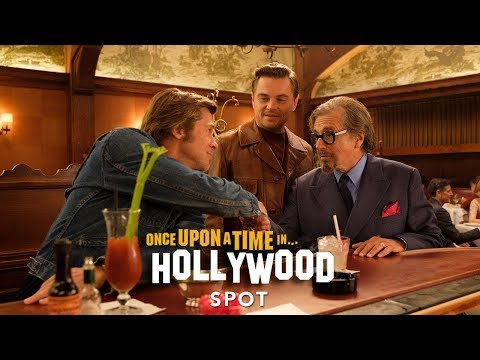 "ONCE UPON A TIME… IN HOLLYWOOD - Chaos 30"" - Ab 15.8. im Kino!"