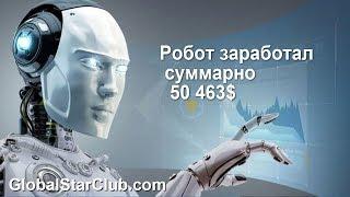 EAconomy - Робот заработал суммарно 50 463$