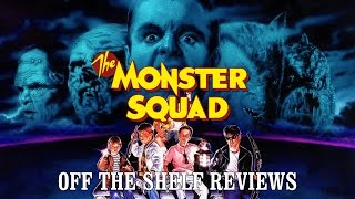 The Monster Squad Review - Off The Shelf Reviews