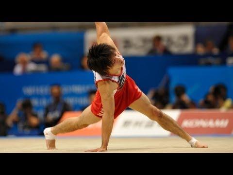 Artistic Worlds 2011 TOKYO - All Around Men's Final - We are Gymnastics!