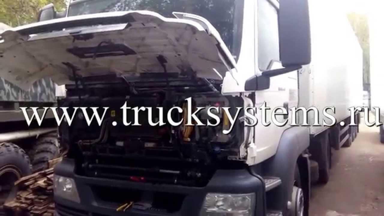 Отключение мочевины AdBlue на МАН. Removal disable delete AdBlue SCR Urea on MAN trucks.