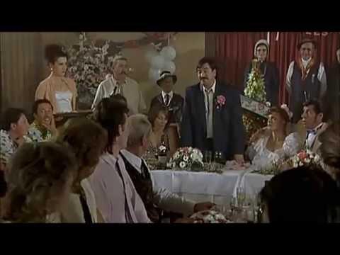 Arlette (Claude ZIDI, 1997) - Scène du mariage, violence de Bigard
