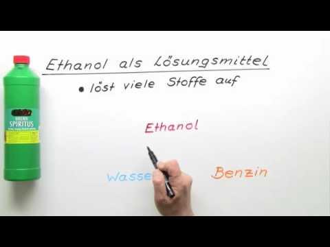 ethanol als l sungsmittel chemie organische verbindungen eigenschaften und reaktionen. Black Bedroom Furniture Sets. Home Design Ideas