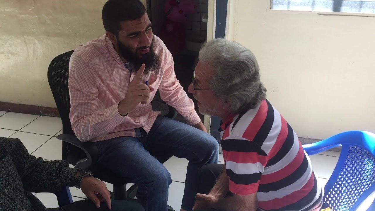 مسلم جديد بدولة السلفادور un nuevo musulmán en El Salvador - YouTube