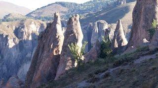 Goris -  Գորիս - Armenia - Prowincja Sjunik - Skalne Miasto(Goris - Գորիս - Armenia - Prowincja Sjunik - Skalne Miasto., 2015-11-18T21:14:22.000Z)