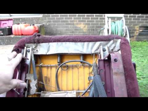 1988-98 Chevrolet C/K Bucket Seat Interchange Information
