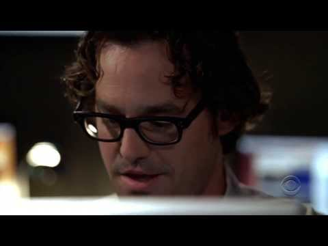 Criminal Minds Technobabble - Her GUI is mindblowing!