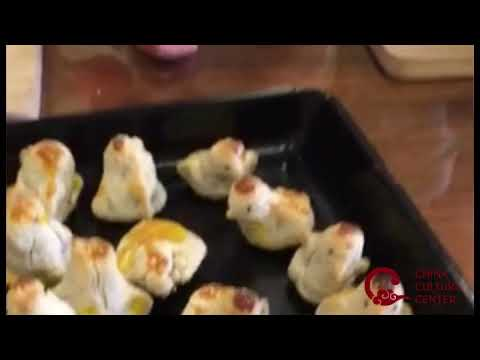 Cookery class:  chicks - Chinese palace pastry at China Culture Center Beijing