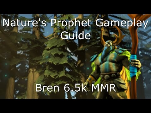 Nature S Prophet Offlane Guide