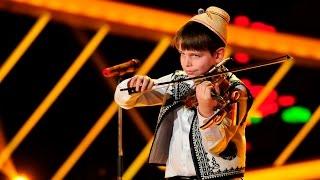 """Alexander Rybak - """"Fairytale"""". Vezi cum cântă Rareș Florescu la """"Next Star"""""""