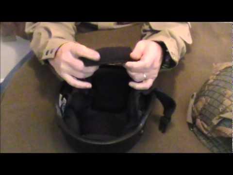 Condor MICH 2002 Helmet Review