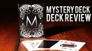 Deck Review - The Mystery Deck