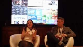 Digitas at CES: Anne-Marie Kline and John Robinson
