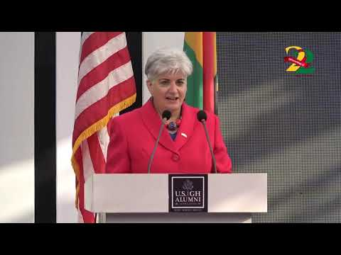US-GH alumni has contributed in making Ghana great and strong - U.S. Ambassador to Ghana