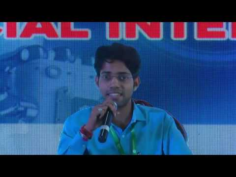 Panel Discussion on Artificial Intelligence & Robotics by  Shri Shivesh Gaur