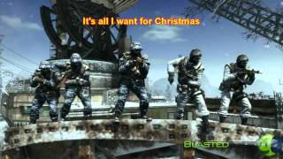 Black Ops - All I want for Christmas Parody (A Christmas message to Treyarch)