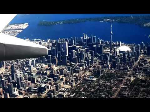 Punta Cana to Toronto - June 2017
