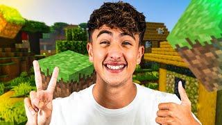 Nouvelle aventure Minecraft (ft.Michou)
