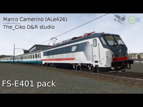 "presentazione ""FS-E401 Pack"""