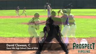 Game ab's for David Clawson vs Bishop Alemany, game 1, 3-4 w/ 3 dou...