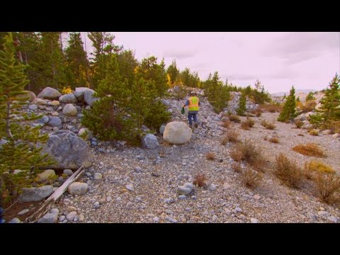 Prospecting for Gold with Freddy Dodge | Gold Rush